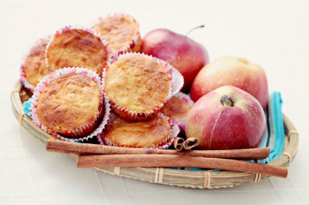Apple Muffin Puffs