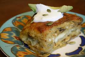 Lasagna, Green Chili Chicken3
