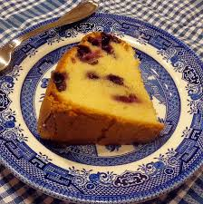 Blueberry Orange Cake2