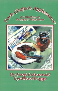 book 1 - pork chops and applesauce
