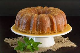 Cake, Irish Creme Bundt